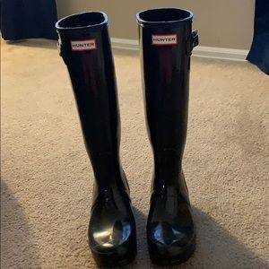 hunter boots!!!